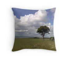 My Bridlington Throw Pillow