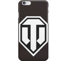 World of Tanks icon iPhone Case/Skin