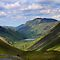 Kirkstone Pass by Irene  Burdell