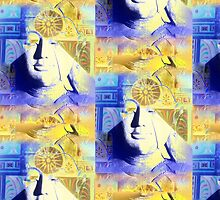 5719i Buddha by AnkhaDesh