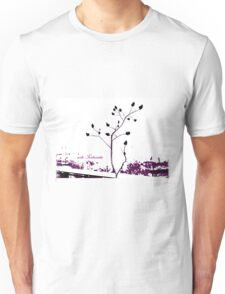 High Line, NYC, art in a T Unisex T-Shirt