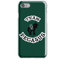 Team Pegasus iPhone Case/Skin