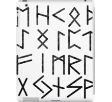 Magical Rune: Complete Set iPad Case/Skin