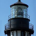 Yaquina Head light, Oregon by Nancy Richard