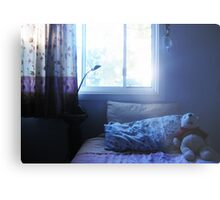 Bear, one lazy afternoon. Metal Print