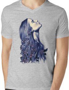 Bloom Mens V-Neck T-Shirt