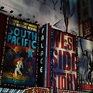 Time Square Color by Eva C. Crawford