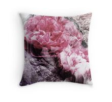 enchanted stone Throw Pillow
