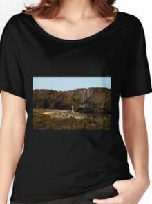 Narooma Cemetery Women's Relaxed Fit T-Shirt