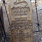 Wooden Marker by Steve Hunter