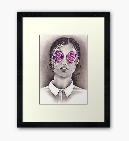 The Only Girl I've Ever Loved Framed Print