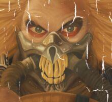 Immortan Joe from Mad Max: Fury Road Sticker
