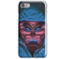 ©DA Aldebaran Alien Portraid IAII Scrip iPhone Case/Skin