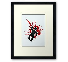Adios! Framed Print