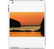 Alaska Sunset iPad Case/Skin