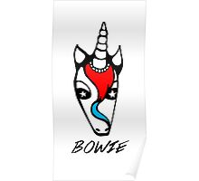 Bowie the Unicorn (David Bowie) Poster