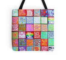 Collection Of Inspiration - Rectangle Tote Bag