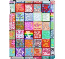Collection Of Inspiration - Rectangle iPad Case/Skin