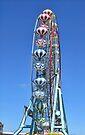 Big Wheel - Skegness by Audrey Clarke