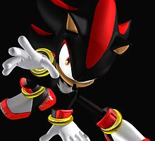 Shadow the Hedgehog! by ShadeHedgehog