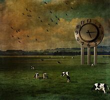 Waiting 'til the Cows come Home by Lydia Marano