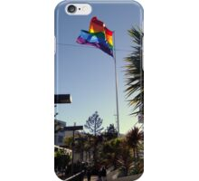 The Rainbow Flag Backlit iPhone Case/Skin