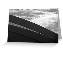 Sky Dome Greeting Card