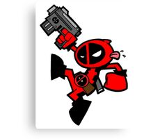 Deadpool! Canvas Print