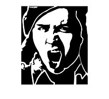 SAM KINISON Photographic Print