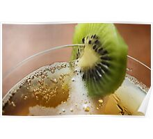 NOTHING LIKE AN KIWI COOLER ON A HOT DAY! Poster