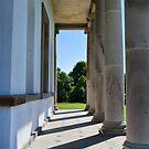 Hardwick Monument by Mark Willson