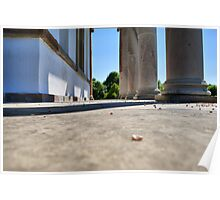 Hardwick Monument - A Lower Angle Poster
