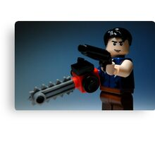 *THIS* is my Boomstick! Canvas Print