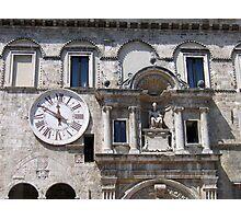 Palazzo dei Capitani del Popolo Photographic Print