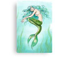Merlady Canvas Print