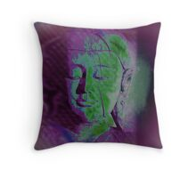 5683v Buddha Throw Pillow
