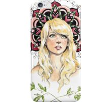 Mandala Girl iPhone Case/Skin