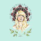 Mandala Girl by LyFe