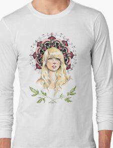 Mandala Girl Long Sleeve T-Shirt