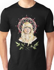 Mandala Girl Unisex T-Shirt