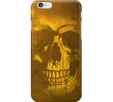 Golden Decay iPhone Case/Skin