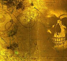 Golden Decay by scardesign11