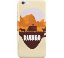 The D is Silent iPhone Case/Skin