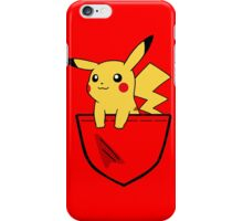 Pocket Pika iPhone Case/Skin