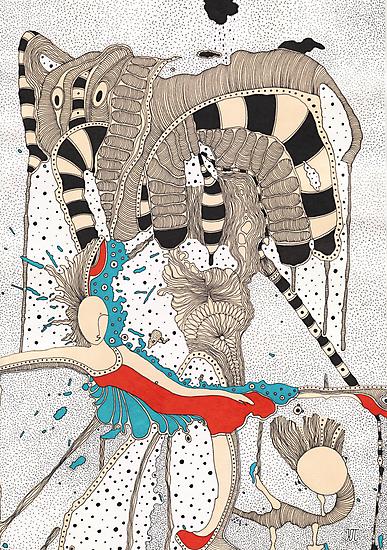 circus by Kseniya Beliaeva