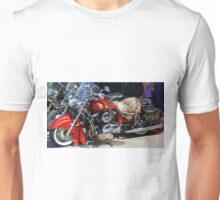 Red Indian Unisex T-Shirt