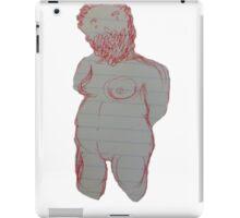 Boob Man iPad Case/Skin