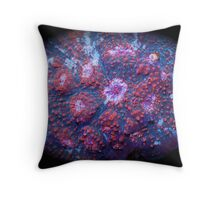 Space Coaster Chalice Throw Pillow