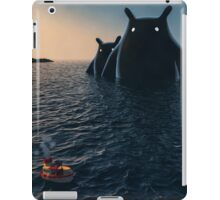 The Wonders of the Sea iPad Case/Skin