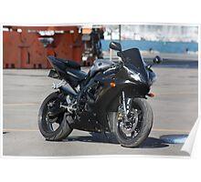 My 2002 Yamaha R1 Poster